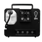 Hyperion D4 ‐ Dual Color ‐ 1500 Watts, 2 Color Smoke ‐ Upshot Fog Machine w/ HEX LEDs - Side