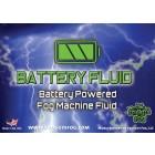 2.5 Gallon Square - Battery Fog Fluid - High Concentration Formula - Hazebase, Look Solutions, Smoke Factory & Antari Battery Powered Fog Machines - Label