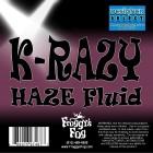 Krazy Haze - Professional Water Based Haze Juice - For Martin K-1 Hazers - 1 Gallon