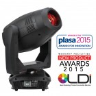 Elation Lighting - Platinum FLX Moving Head - Patent Pending 3-in-1 Beam, Spot, and Wash Luminare