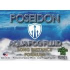 55 Gallon Drum - Poseidon Aqua Fog - Long Distance Formula - Label