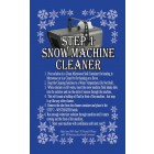 Snow Machine Winterizing Kit - Step 1
