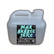 MAX Bubble Fluid - 10x the Bubbles from Ordinary Machines - 2.5 Gallons
