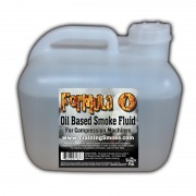 TrainingSmoke - Formula O Oil Based Smoke Fluid - 2.5 Gallon Square