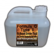 TrainingSmoke - Formula O Type 2 Oil Based Smoke Fluid - 2.5 Gallon Square