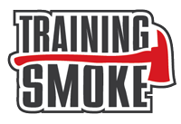training smoke logo